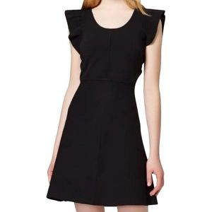 Victoria Beckham for Target Ruffle Sweater Dress